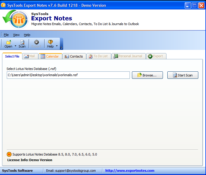 lotus notes viewer